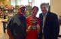 With Lori Prokash and Pat Marrin at the Pima & Shea B&N in Scottsdale, AZ